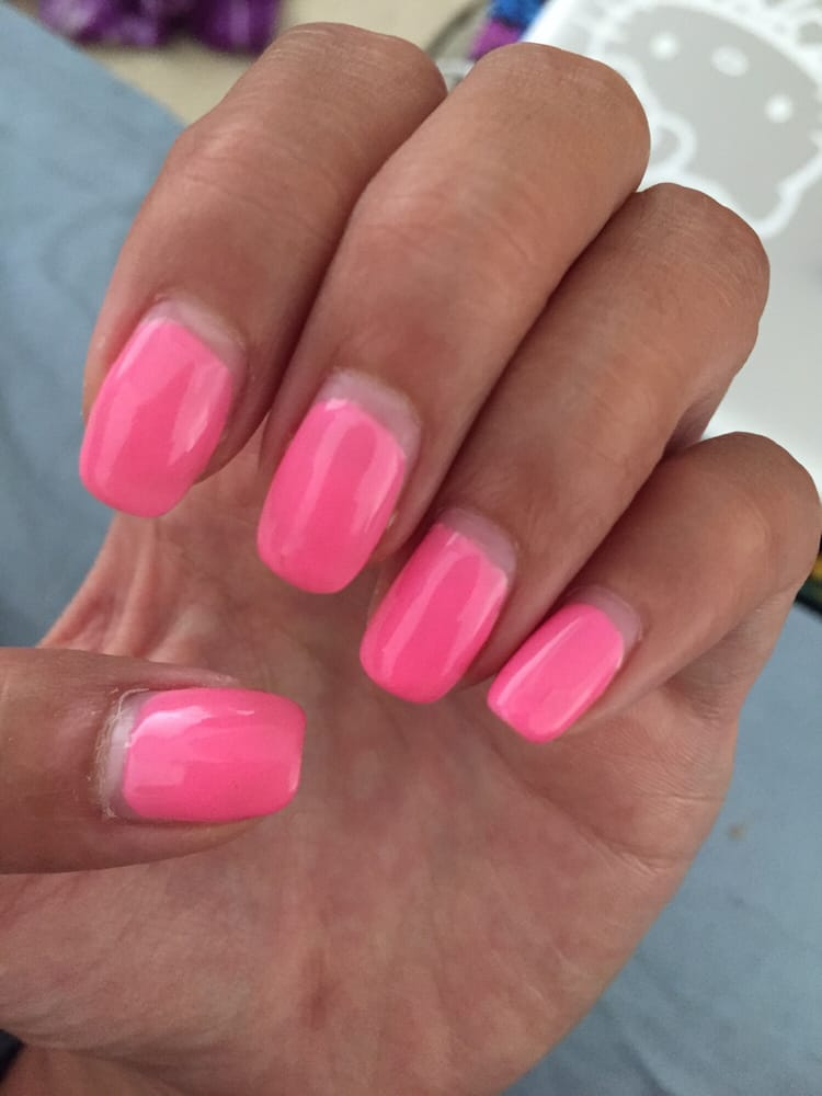 what to do when gel nails grow out photo - 1