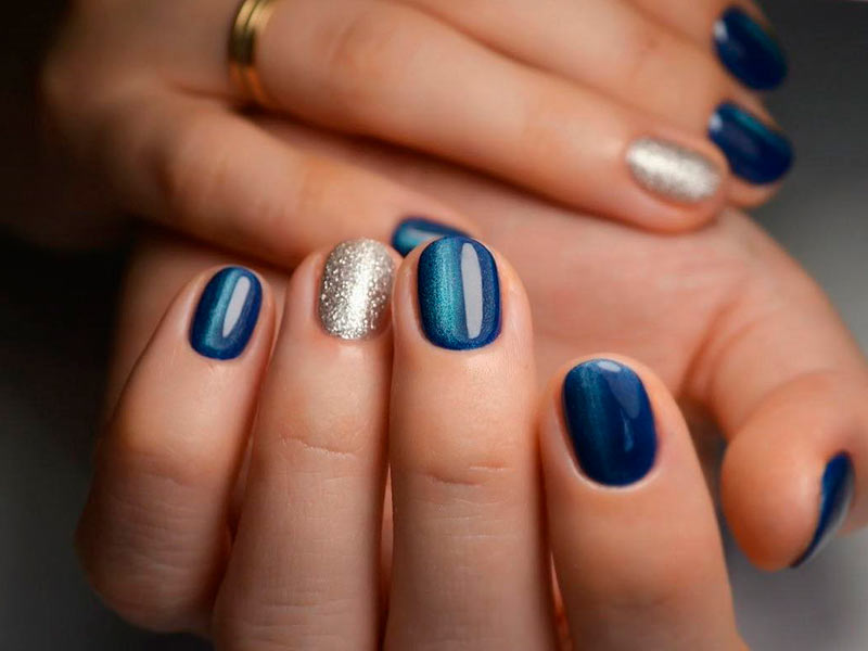 Cute acrylic nails almond - New Expression Nails