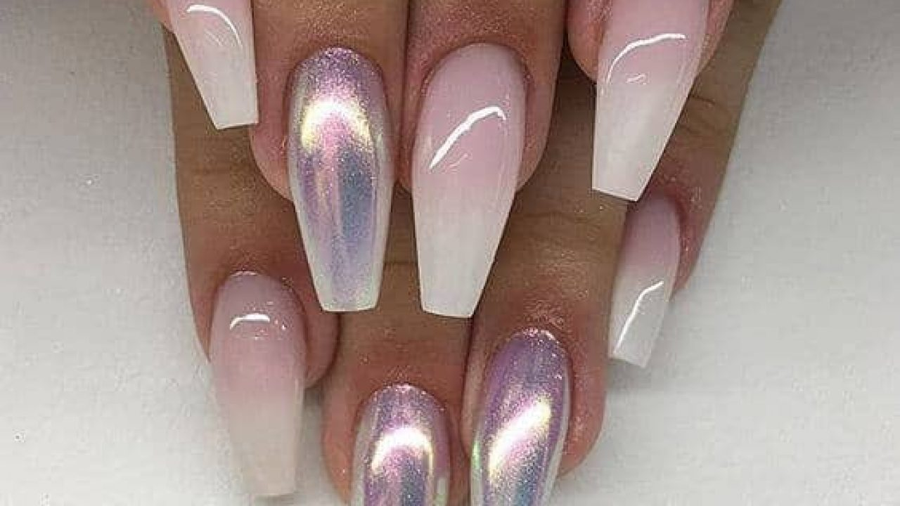 Coffin nails fall 2019 , New Expression Nails