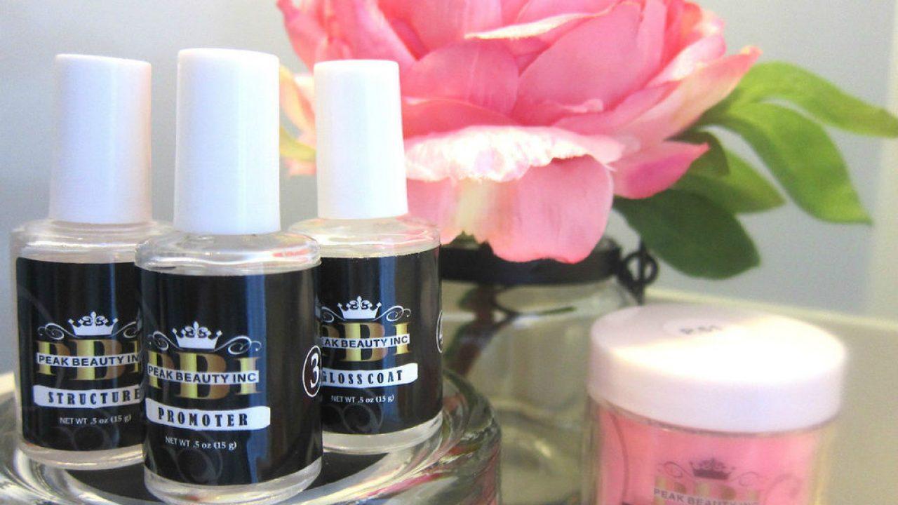 Ez dip gel powder nails - New Expression Nails