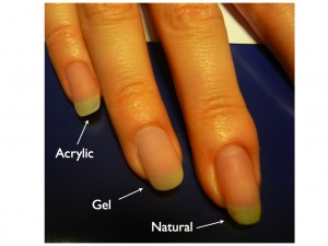 gel powder nails vs acrylic   new expression nails