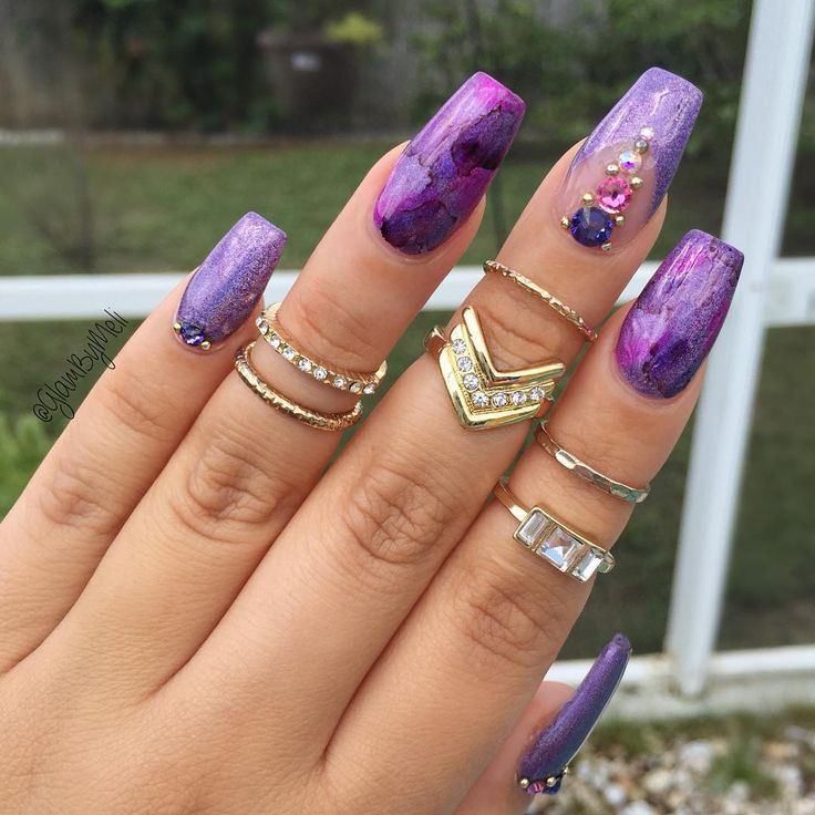 Sweet acrylic nails ideas for winter 64 - Fashion Best