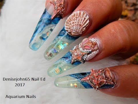 nail designs acrylic nails  new expression nails