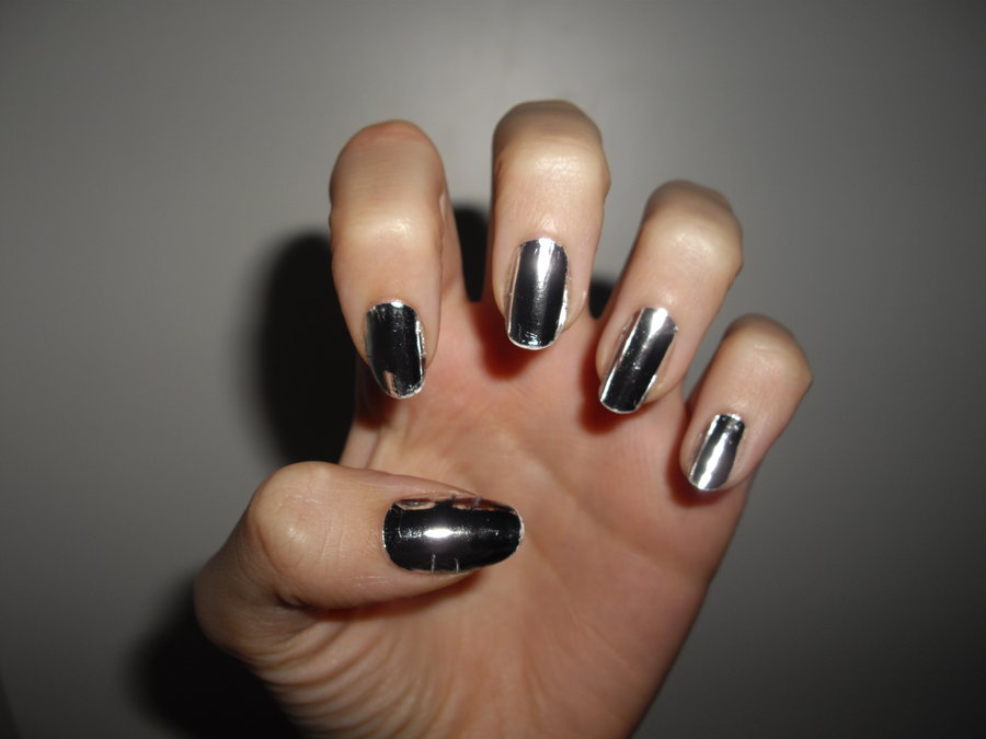 1 acrylic nails photo - 2