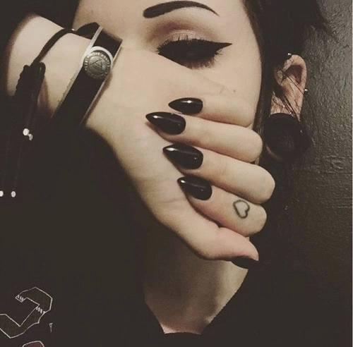 2 inch acrylic nails photo - 1