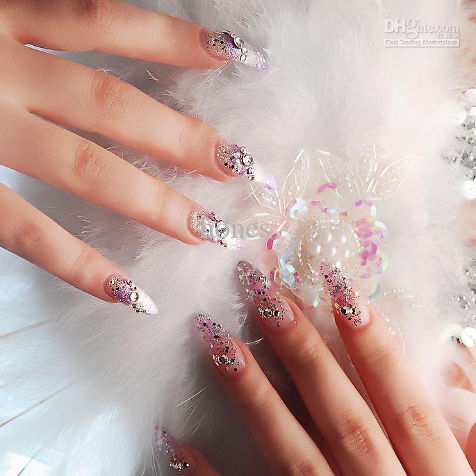 2 inch acrylic nails photo - 2