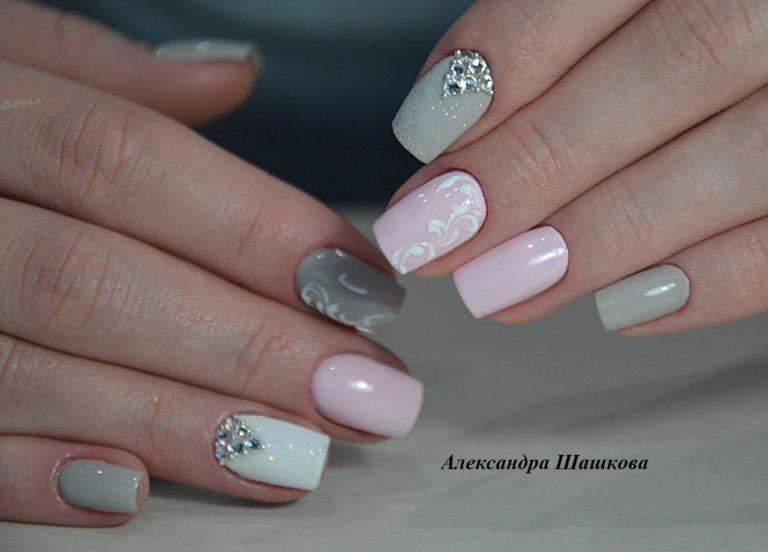3 types of acrylic nails photo - 1