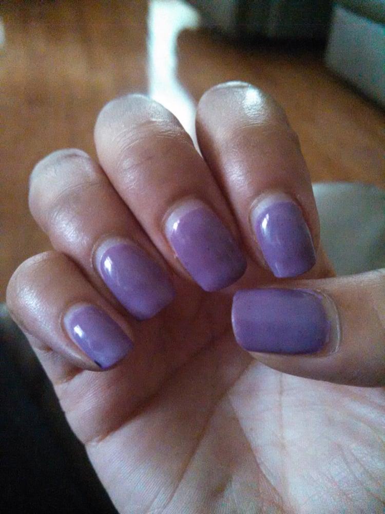 3 week old gel nails photo - 2