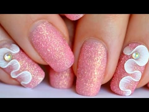 3d gel nails photo - 1