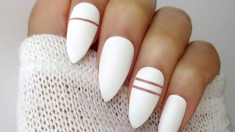 4 week acrylic nails photo - 1
