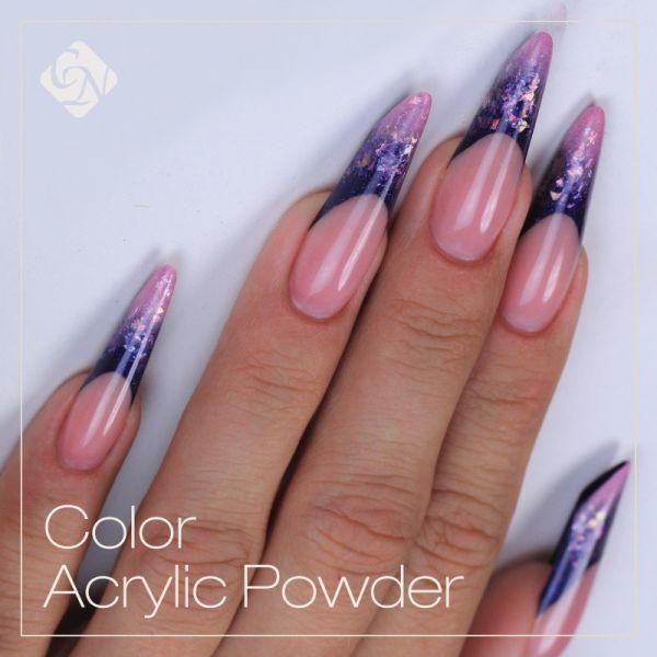 5 star nails acrylic photo - 2