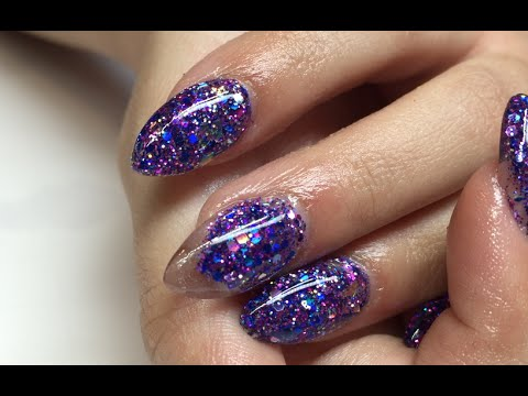 8 year old acrylic nails photo - 2