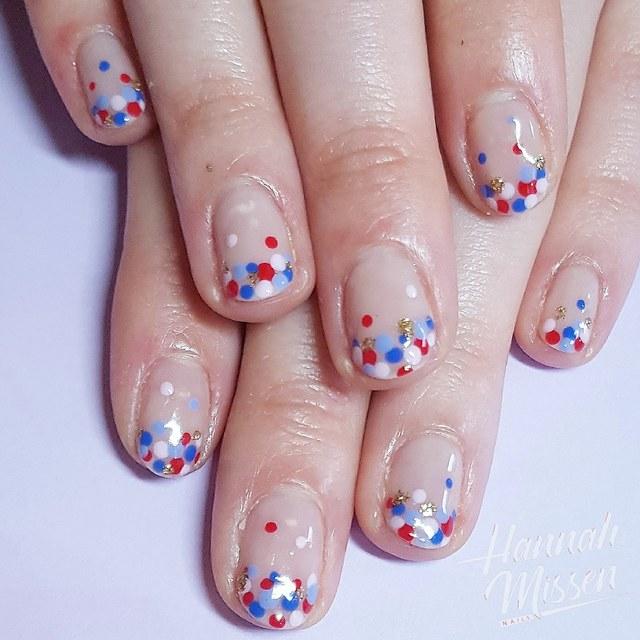 Japanese hard gel nails photo - 1