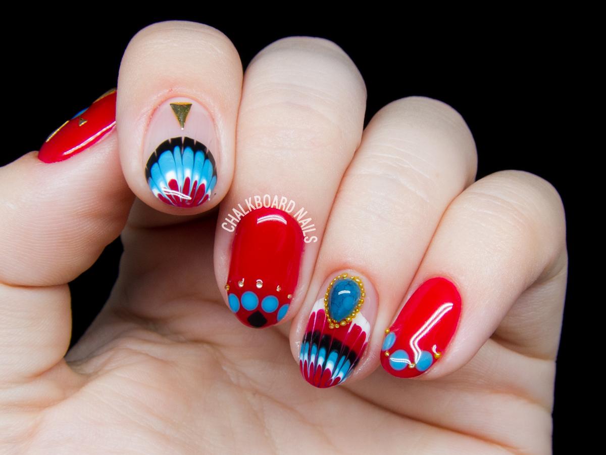 Japanese hard gel nails photo - 2