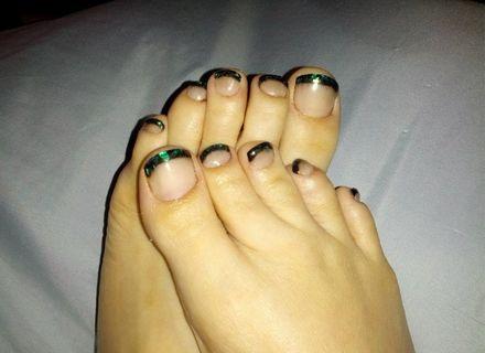 acrilic v.s bio gel nails photo - 1
