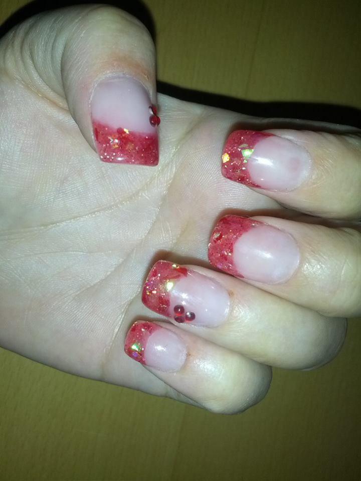 acrilic v.s bio gel nails photo - 2