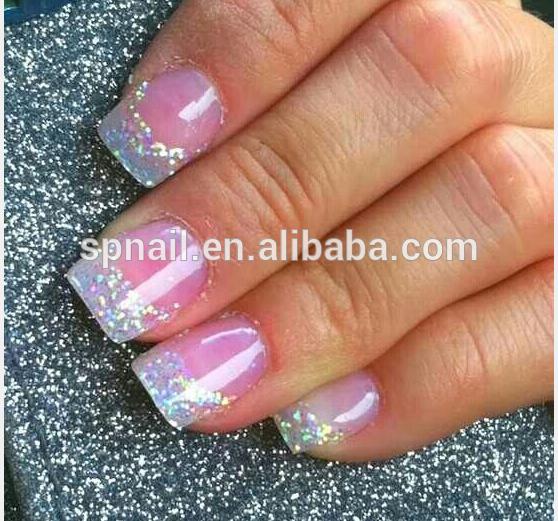 acrylic gel powder nails photo - 1
