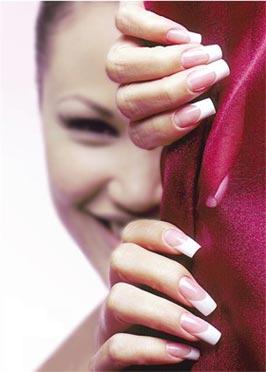 acrylic liquid nails photo - 1