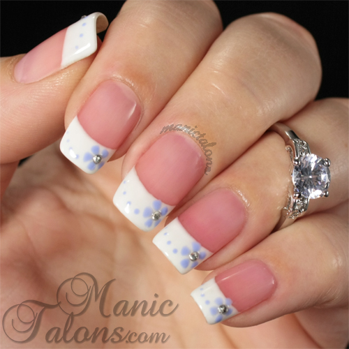 acrylic nails 1990s photo - 1