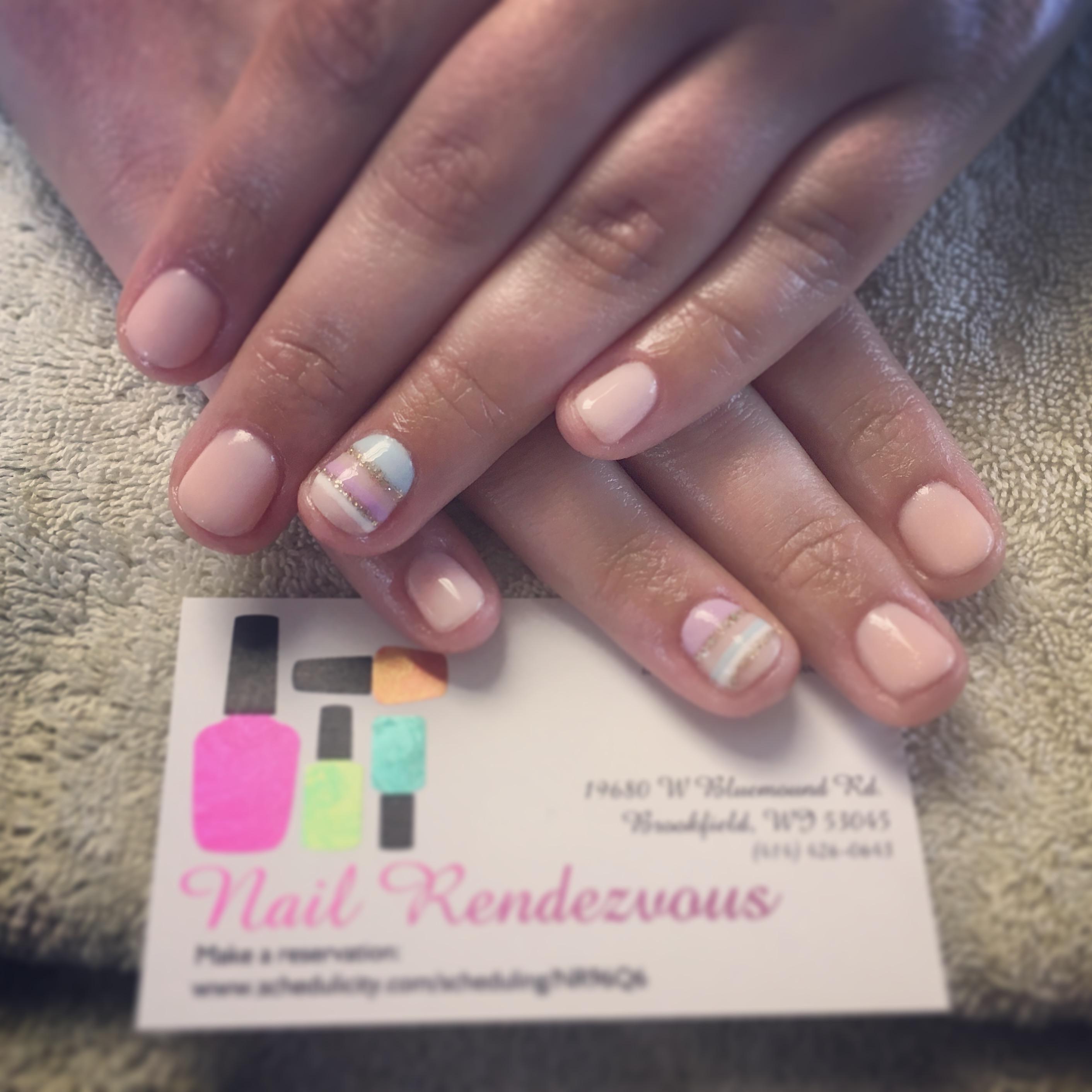 acrylic nails 53005 photo - 1