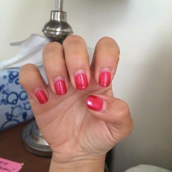 acrylic nails 7 weeks pregnant photo - 2
