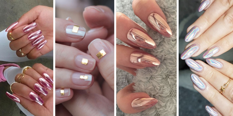 acrylic nails and surgery photo - 2