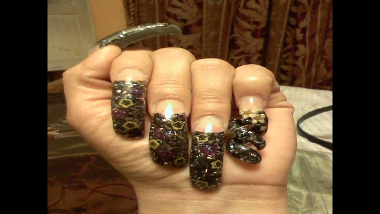 acrylic nails around me photo - 1