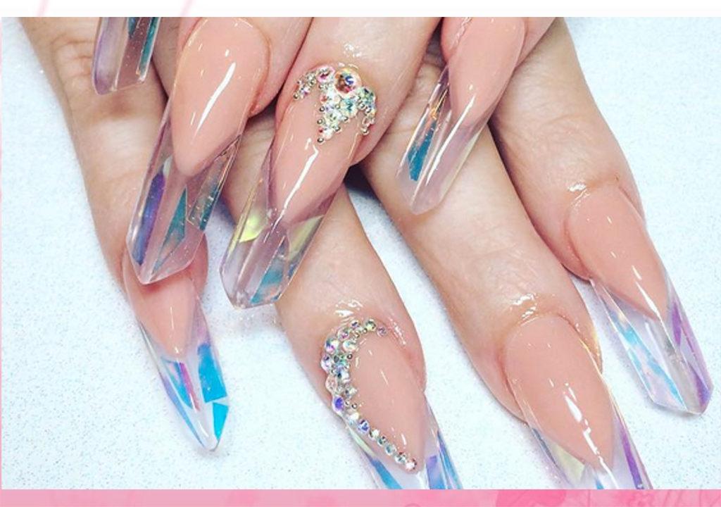 acrylic nails around me photo - 2