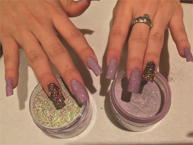 acrylic nails article photo - 1