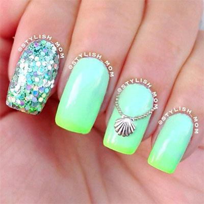 acrylic nails beachey photo - 2