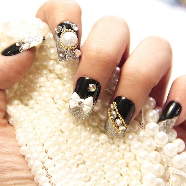 acrylic nails cambridge photo - 2