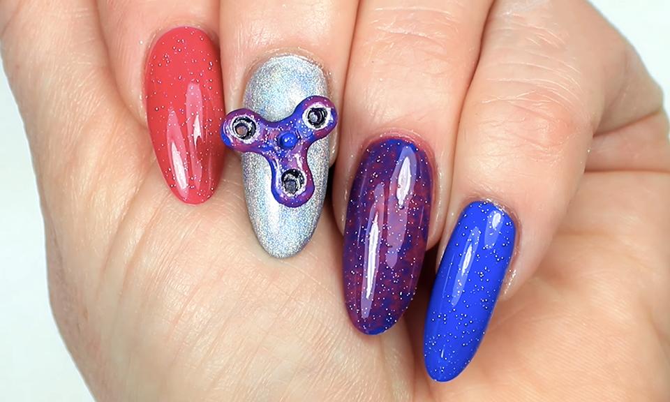 acrylic nails chicago photo - 1