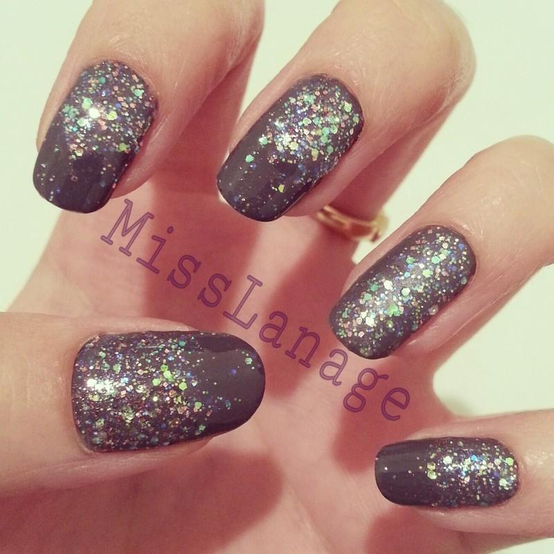 acrylic nails colors matte photo - 2