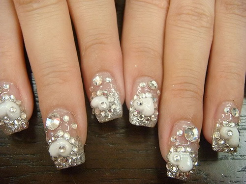 Acrylic Nails Designs Ideas Expression Nails