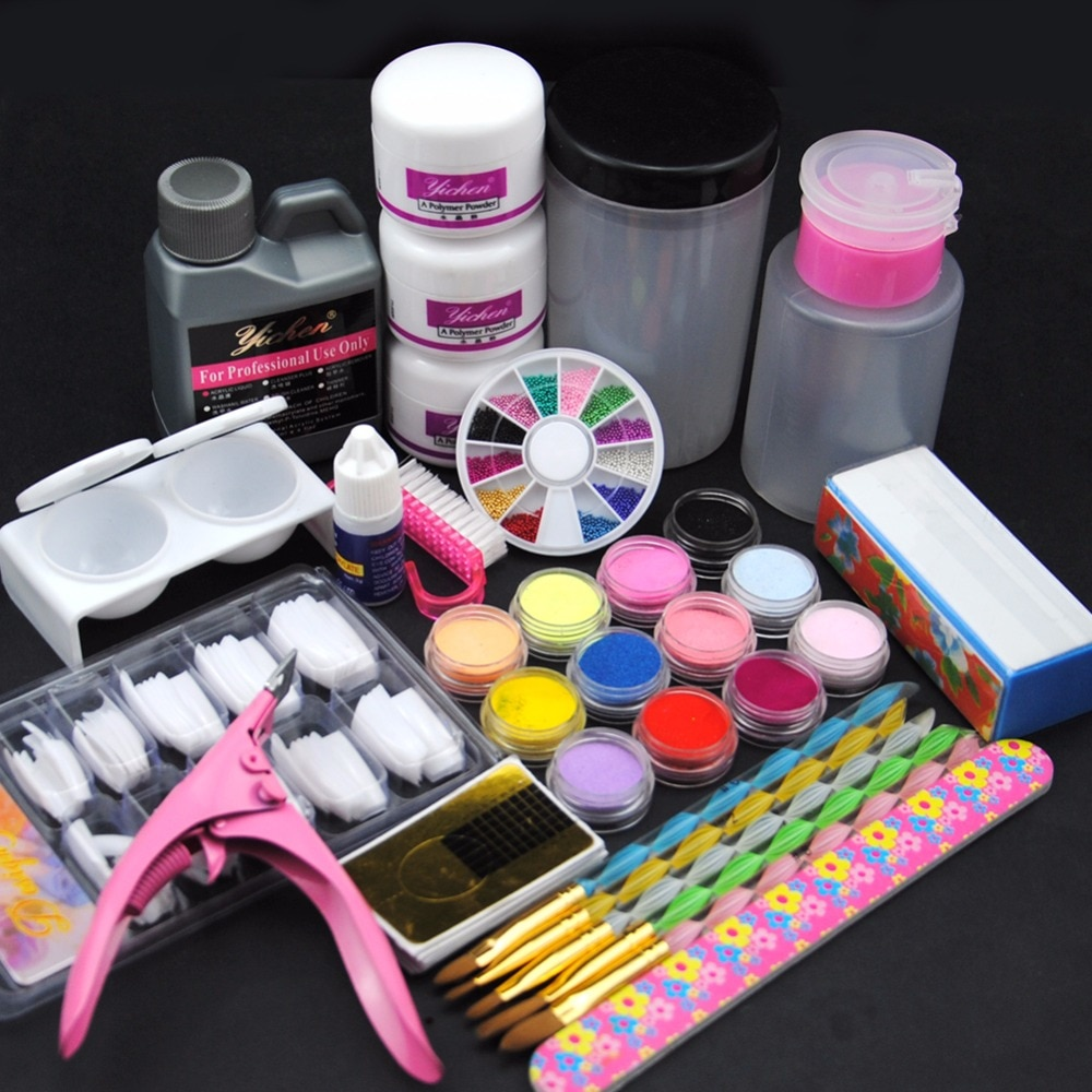 acrylic nails diy kit photo - 1
