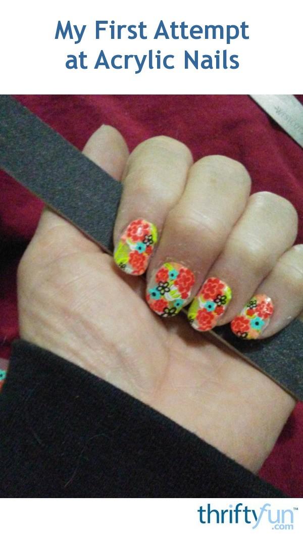 acrylic nails dollar general photo - 1