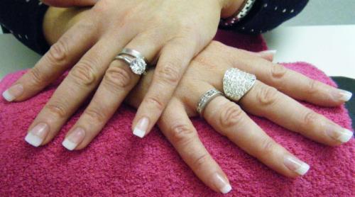 acrylic nails durham photo - 1