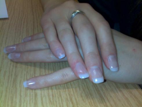 acrylic nails durham photo - 2