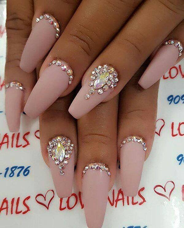 acrylic nails ely photo - 1