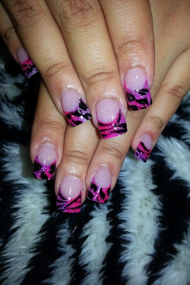 acrylic nails ely photo - 2