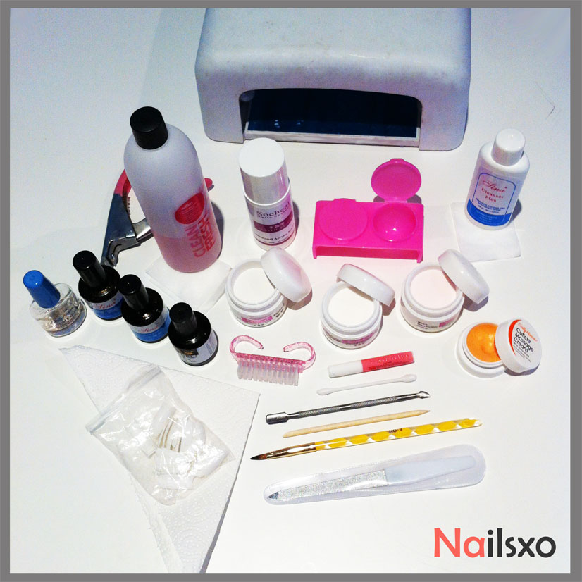 Acrylic nails equipment - New Expression Nails