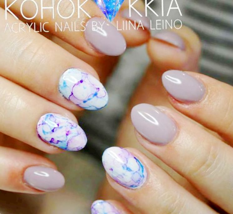 Acrylic nails fail - Expression Nails