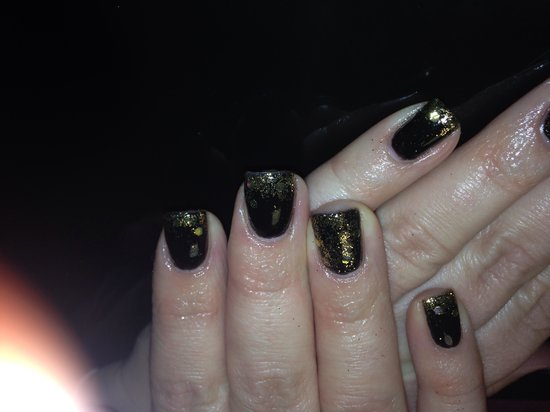 acrylic nails fareham photo - 2