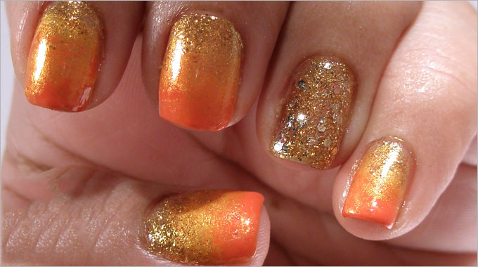 Acrylic nails for fall - Expression Nails