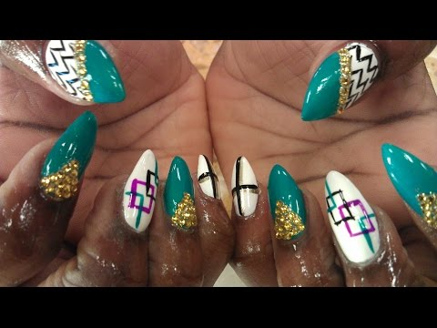 acrylic nails harmful  new expression nails