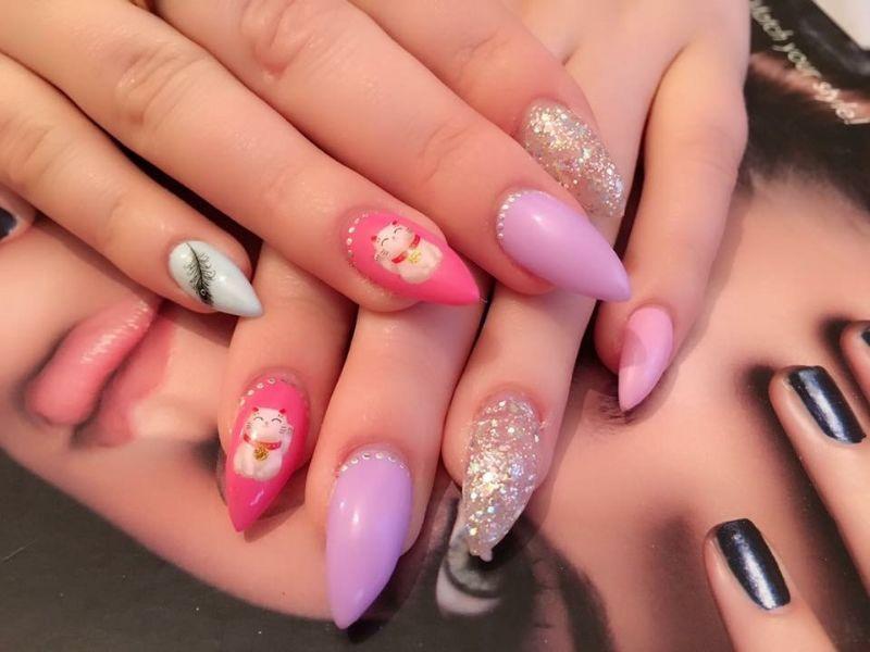 acrylic nails in leeds photo - 1