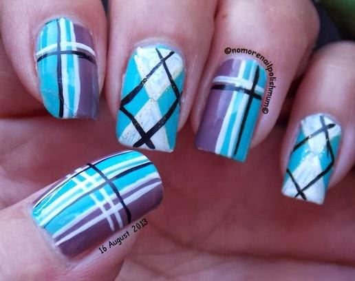 acrylic nails isle of wight photo - 2