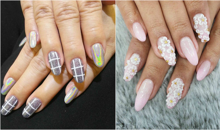 acrylic nails jakarta photo - 1