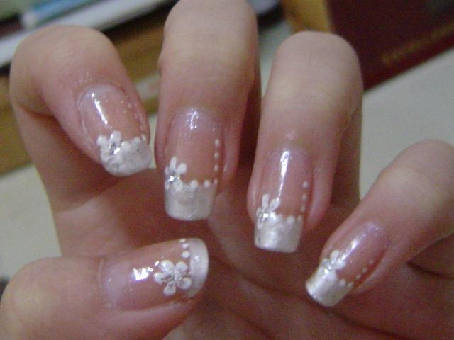 acrylic nails jakarta photo - 2