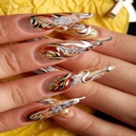 acrylic nails johnson city tn photo - 1